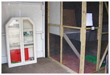 Cattery First Aid Area